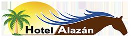 Hotel Alazan - logo -  Playa el cuco